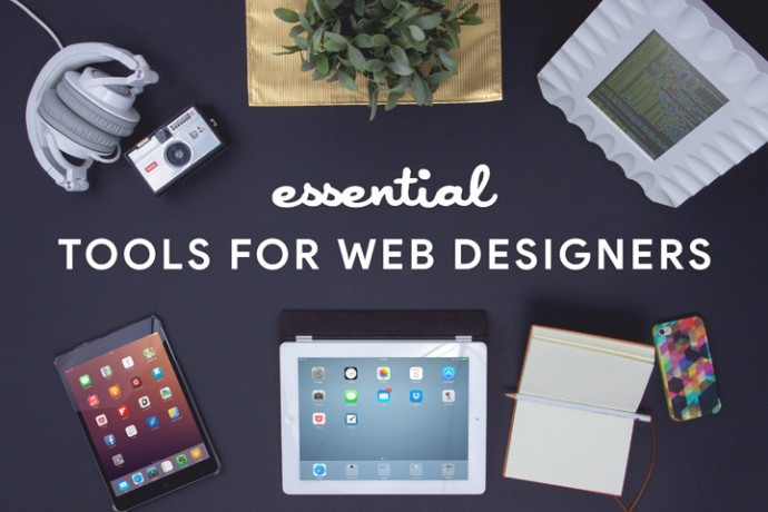 6 Essential Tools For Web Designers
