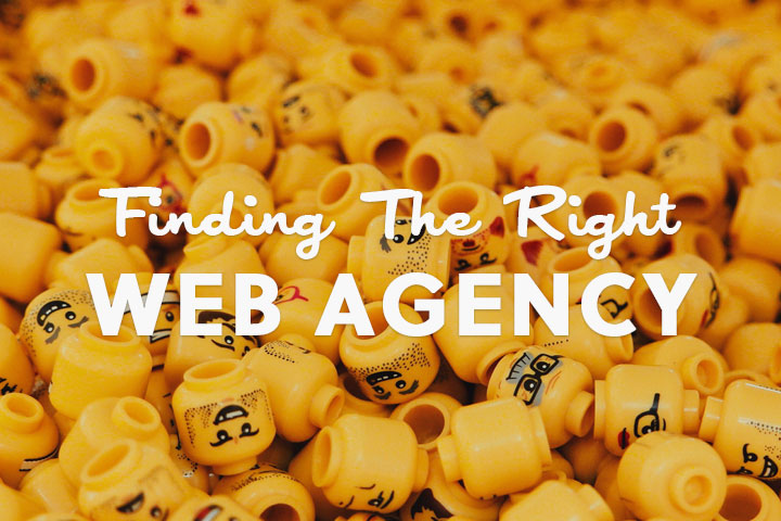 How To Choose The Right Web Design Agency