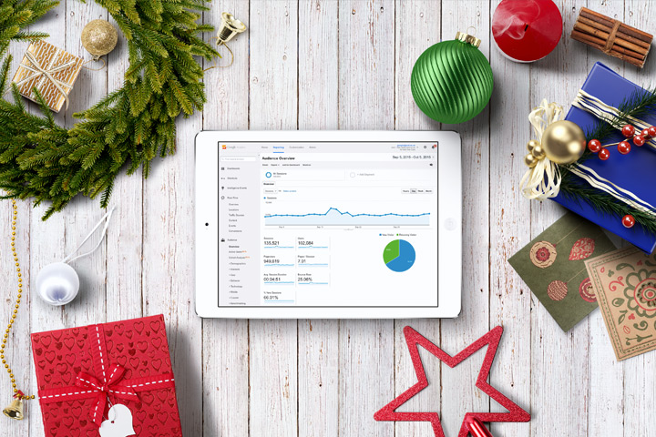 Optimise Your Website For Christmas
